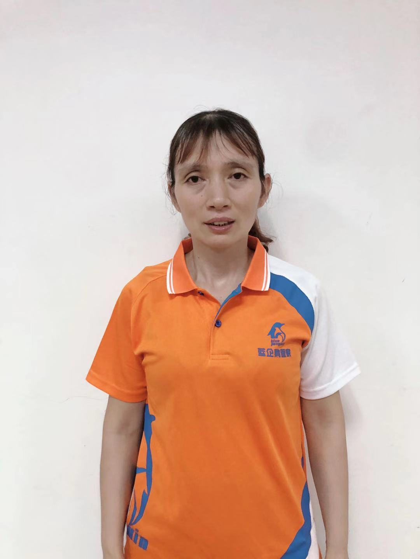 大姐来自美丽的四川岳池,保洁经验丰富,手脚麻利,做事细心,可以帮客户合理安排时间打扫